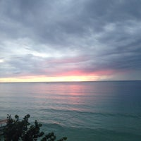 Photo taken at Travellers Beach Resort by Channae R. on 4/2/2015