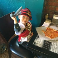 Photo taken at Sal's Pizzeria by Ethan M. on 10/26/2014