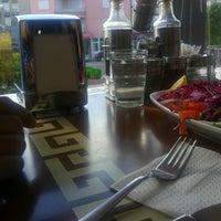 Photo taken at Özdur Kasap Izgara ve Güveç Salonu by Denis s. on 11/10/2016