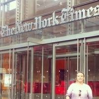 Photo taken at The New York Times by Lilia A. on 8/11/2013
