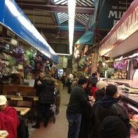 Photo taken at Arthur Avenue Retail Market by Michael A. on 3/2/2013