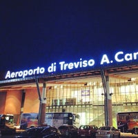 Photo taken at Treviso-Sant'Angelo Airport (TSF) by Marta S. on 6/16/2013