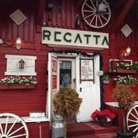 11/3/2013 tarihinde Henri L.ziyaretçi tarafından Cafe Regatta'de çekilen fotoğraf