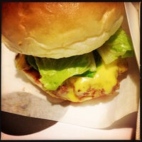 Photo taken at Burger & Co. by 小草 豬. on 8/31/2013