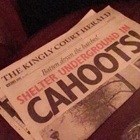 Photo taken at Cahoots by Ειρήνη Π. on 1/15/2017