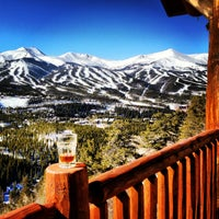 Photo taken at The Lodge at Breckenridge by Jeremy T. on 2/8/2013