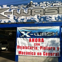 Photo taken at X-Wash Autolavado by Victor R. on 1/19/2013