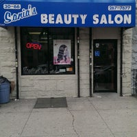 Photo taken at Sonia Salon by Freddy T. on 3/2/2014