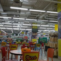Photo taken at Giant Hypermarket by Heryawan B. on 10/11/2015