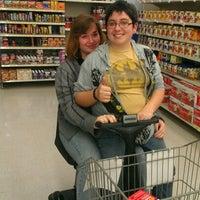 Photo taken at Walmart Supercenter by Justine S. on 1/24/2013