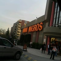 Photo taken at Migros by Volkan K. on 4/12/2013