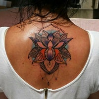 Photo taken at Bandirma Real Tattoo by mürvet e. on 10/31/2015