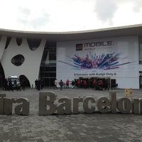 Photo taken at Mobile World Congress 2013 by Raul P. on 2/28/2013