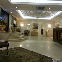 Photo taken at Mozart Hotel by Sabır B. on 4/7/2013