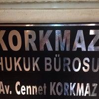 Photo taken at Av. Cennet Korkmaz by EMINE B. on 11/6/2014