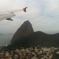Photo taken at Rio de Janeiro Santos Dumont Airport (SDU) by Stênio F. on 6/4/2013