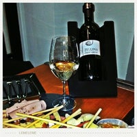 Photo taken at Wine not? by Athanasia S. on 4/4/2013