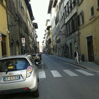 Photo taken at Via Maggio by Andrea S. on 6/12/2013