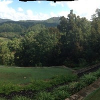 Photo taken at Gatlinburg Golf Course by Ron H. on 9/22/2013