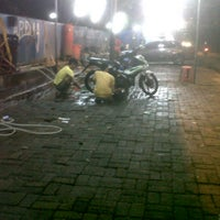 Photo taken at Arema Car Wash by Anto A. on 4/1/2015