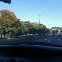 Photo taken at Bragança Paulista by Fabi R. on 3/29/2013