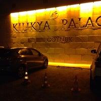 Photo taken at Klikya Palace NMS SPA by Bahri Deniz A. on 7/18/2014