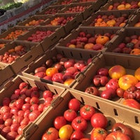 Photo taken at Sebastapol Farmers Market by Dr. E.N. S. on 8/14/2016