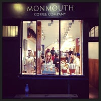 Photo taken at Monmouth Coffee Company by Sohee Y. on 2/12/2013