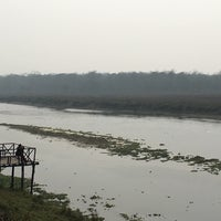 Photo taken at Chitwan Jungle Wildlife Camp by Fügen Y. on 1/28/2016