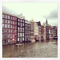Photo taken at Amsterdam by Ekaterina G. on 6/28/2013