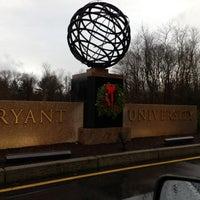 Foto diambil di Bryant University oleh Luke T R. pada 12/21/2012