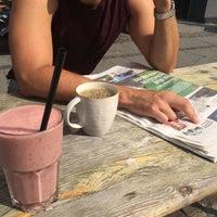 Photo taken at Kaffeplantagen by Lera S. on 8/16/2015