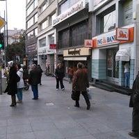Photo taken at Komşufırın by Aykut D. on 2/4/2013