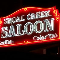 Photo taken at Shoal Creek Saloon by Dave B. on 2/16/2013