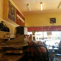 Photo taken at King of Falafel by meli. on 7/26/2014