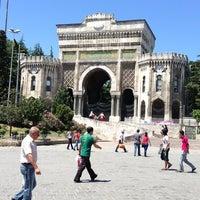 5/26/2013 tarihinde Ömer34ziyaretçi tarafından Beyazıt Meydanı'de çekilen fotoğraf