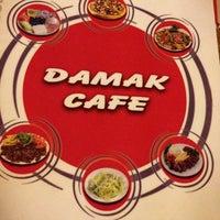 Photo taken at Damak Cafe by Ömer34 on 4/22/2013