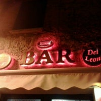 Photo taken at bar dei leoni by Dani on 3/9/2013