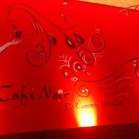 Photo taken at Café Noir by Yannick T. on 2/4/2013