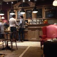 Photo taken at Green Caffè Nero by Маргарита К. on 3/2/2016