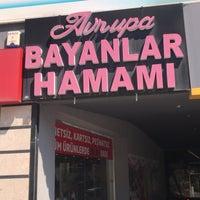 Das Foto wurde bei Alibeykoy Hamamı von 💛❤️PIN@R💛❤️💛❤️ am 7/3/2018 aufgenommen