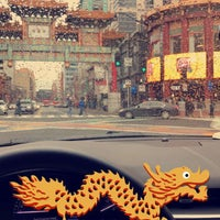 Photo taken at Chinatown by Abdull on 3/17/2018