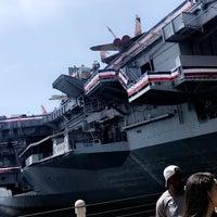 Das Foto wurde bei USS Midway Flight Deck von Abdul am 7/15/2018 aufgenommen