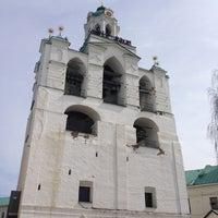 Снимок сделан в Спасо-Преображенский монастырь пользователем Елена С. 5/4/2013