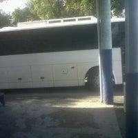 Photo taken at Bavaro Stop Bus by Andrew R. on 2/1/2013