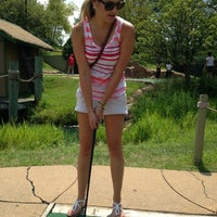 Photo taken at Lost Mountain Adventure Golf by Jacob C. on 8/10/2013