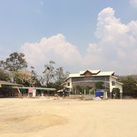 Photo taken at Banpakkad Immigration Checkpoint by Kanokporn S. on 3/5/2014