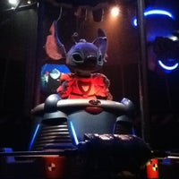 Photo taken at Stitch's Great Escape! by Mariana F. on 1/28/2013