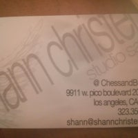 Photo taken at Shann Christen Studio Salon #33 by Philip G. on 7/27/2013