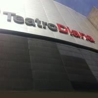 Foto tomada en Teatro Diana por Andrea G. el 3/11/2013